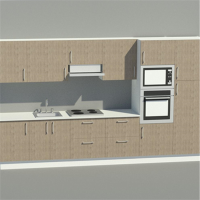 Image for Pro Linear kitchen showcase