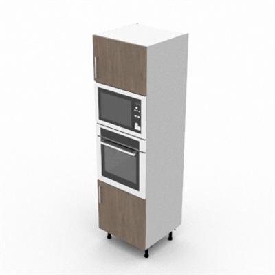 изображение для Pro Oven + Microwave Larder unit
