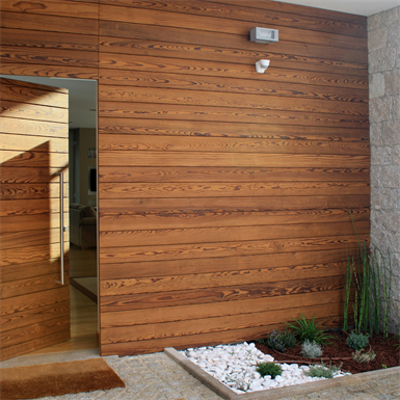Image for Thermopine  ventilated cladding