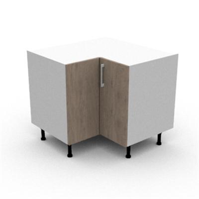 Image for Pro Base L Corner unit 930x930