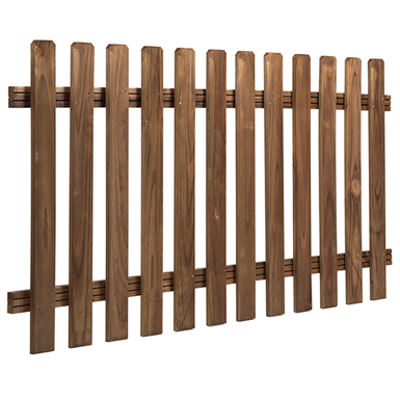 Immagine per Wooden fence KIT045