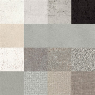 Image for RESOPAL COLLECTION stones and materials 2 - High Pressure Laminate (HPL) and Compact Laminate