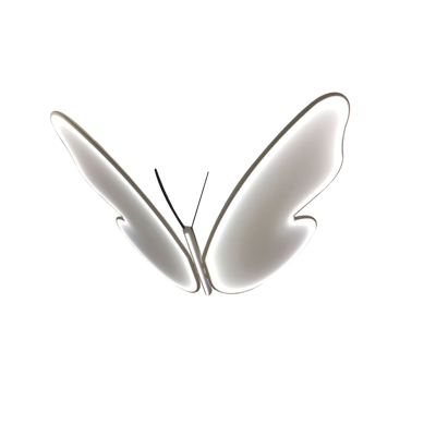 Image for Barrisol Butterfly Lamp by Chantal Thomass