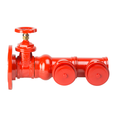 """imagen para 205/D FIRE BRIGADE CONNECTION """"All-In-One"""" - FLANGED"""