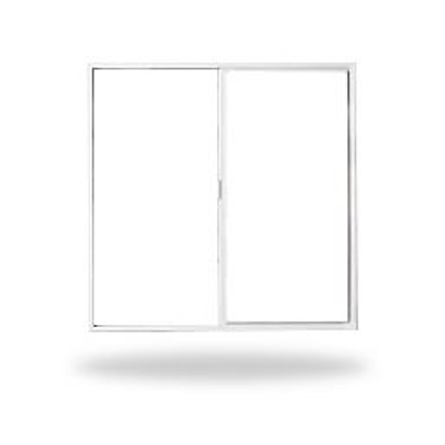 """Image for Thermally Improved Aluminum Horizontal Slider Window, 2' 0"""" to 6' 0"""" Window Width, 1' 0"""" to 6' 0"""" Window Height"""