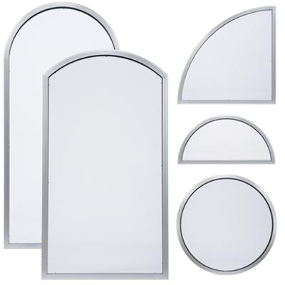 afbeelding voor Standard Aluminum Radius Window / Arch Window
