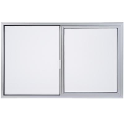 """afbeelding voor Standard Aluminum Horizontal Slider Window, 2' 0"""" to 6' 0"""" Window Width, 1' 0"""" to 6' 0"""" Window Height"""
