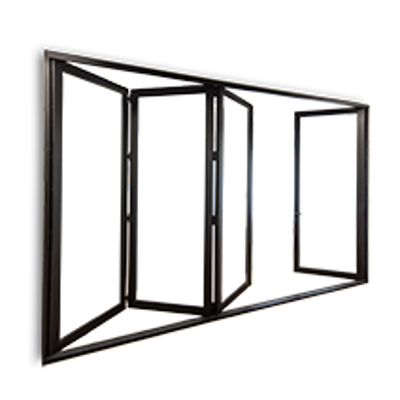 Image pour Bi-Fold Glass Wall Systems
