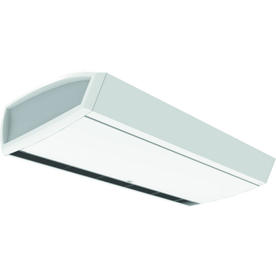 Image for SR Air Curtain - Water Heated - Surface Mounted