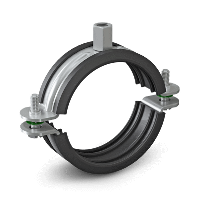 Image for NICZUK Pipe clamp DUO