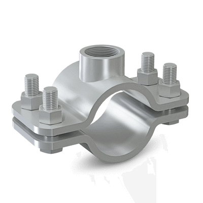 Image for NICZUK Clamp PSF