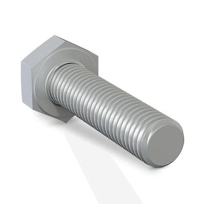 Image for NICZUK Hex head bolt 105