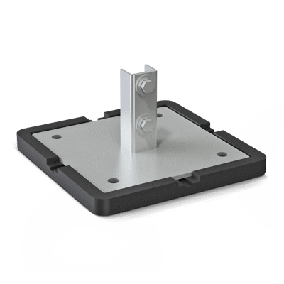 Image for NICZUK Rooftop foot PDG