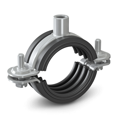 Image for NICZUK Pipe clamp EXPERT