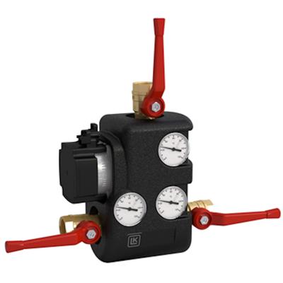 Image for LK 810 ThermoMat 2.0 G - Female thread ball valve