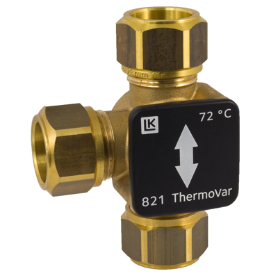 Image for LK 821 ThermoVar® - Compression fitting