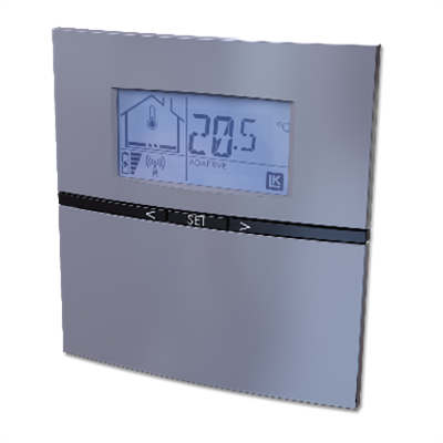 Image pour Room Thermostat RF ICS.2 Silver