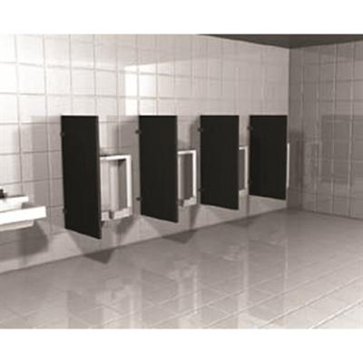 Solid Plastic Urinal Screen图像