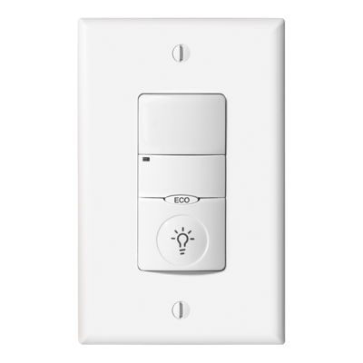 Image for Greengate™ ONW-P-1001-RR7 - NeoSwitch - PIR RR7 Compatible Wall Switch Sensor