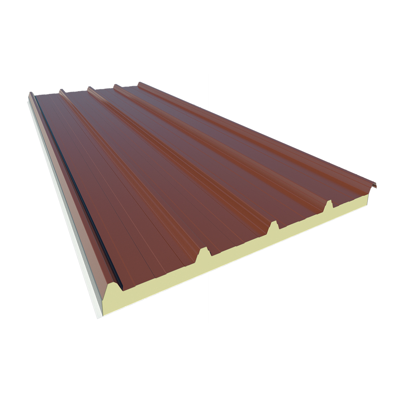 Image for EASY AGRO 5GR Roof Insulated sandwich panel