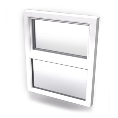 Image for Intakt inward opening window 2+1 glass 2-light with transom Top Sidehung or Kippdreh with bottom Fixed leaf