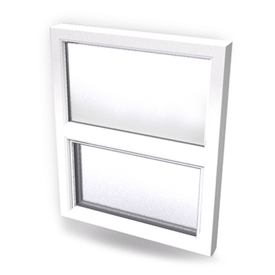Image for Intakt inward opening window 2+1 glass 2-light Sidehung or Kippdreh combined with Top Fixed Balans