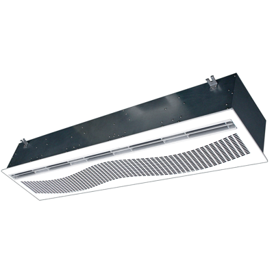 Image for ARIA2 ELEGANCE H2O – BUILT-IN CENTRIFUGAL AIR CURTAIN WITH HOT WATER COIL