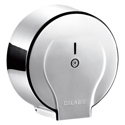 Image for 2911  Toilet paper dispenser 400m polished stainless steel