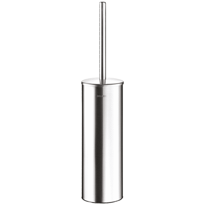 Image for 4051S Wall-mounted toilet brush set with lid