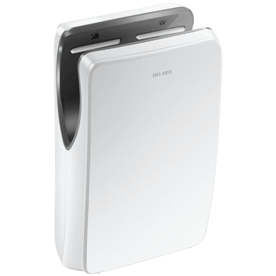 Image for 510624W SPEEDJET 2 anthracite air pulse hand dryer