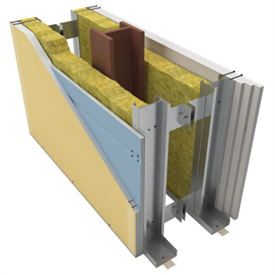 Image for Very High Acoustic Performance Drywall - PREGYMETAL SINEMAX® - SINIAT
