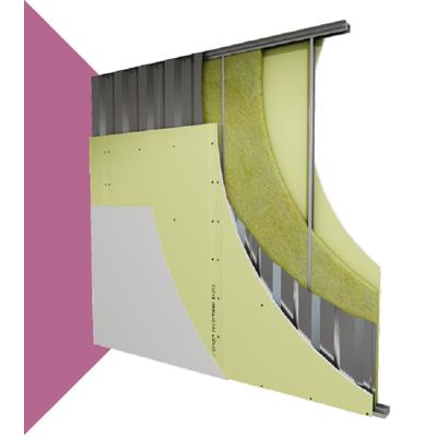 Image for Burglar-Resistant Drywall - SECURBLOCK ® - SINIAT