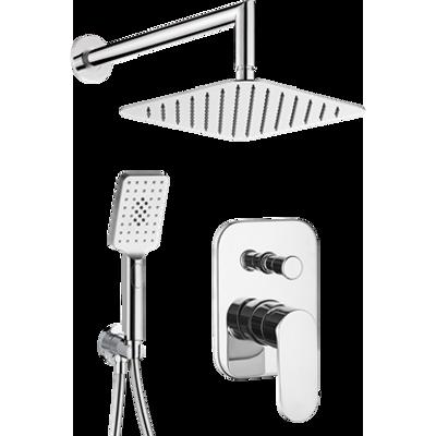 kuva kohteelle Alpinia Cascada concealed shower set
