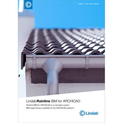 Image for Rainline BIM for Archicad manual
