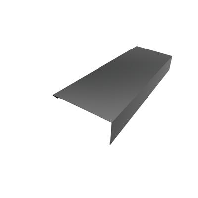 Image for P-KRONB2 - Upper parapet flashing for sandwich wall