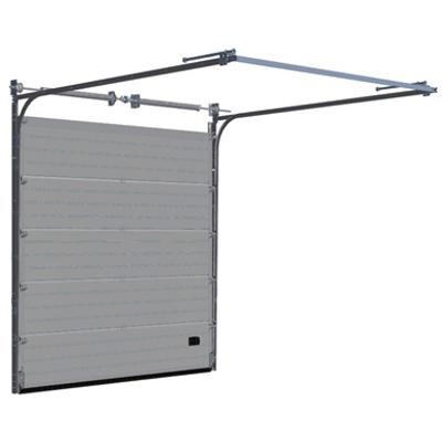 Image for Sectional overhead door - standard lift