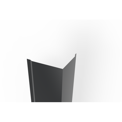 Image for SHBY- External corner flashing for sandwich wall