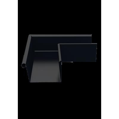 Image for Outer gutter angle for rectangular gutter 140