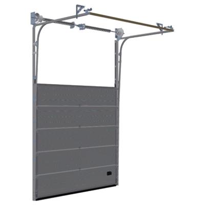 Image for Sectional overhead door - high lift
