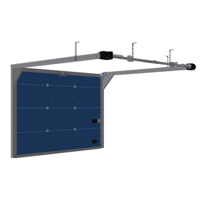 Image for Sectional overhead door - garage (medium)