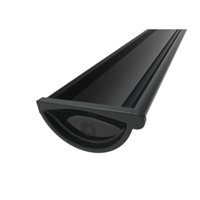 Image for Half round gutter system 190