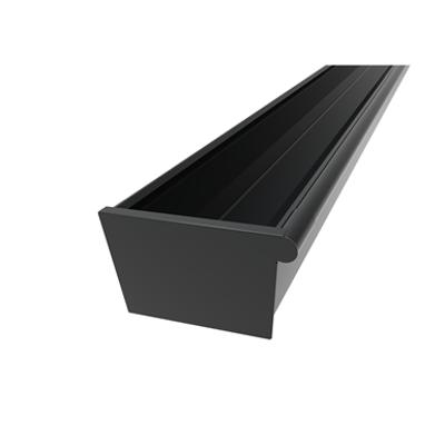 Image for Rectangular gutter system 140
