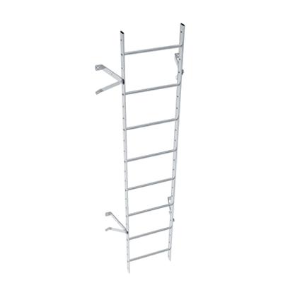 Imagem para Wall ladder system with 250 offset}