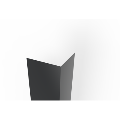 Image for P-ELHOW - External corner flashing for sandwich wall
