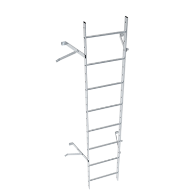 Image for Wall ladder system with 350 offset