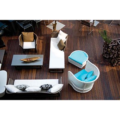 Image for dassoXTR Classic Espresso Deck 1x6 Fused Exterior Bamboo Decking (G2 - Deck Plank)