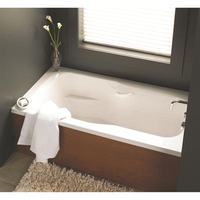 """Image for Thalassa 50 - 60"""" x 31"""" x 19"""", Therapeutic Bath, Alcove & Drop-in"""
