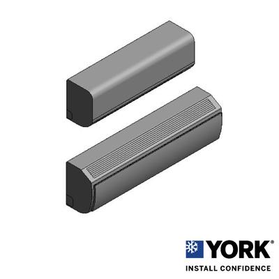 Imagem para YORK® VRF Wall Mount Indoor Unit Variable Refrigerant Flow}