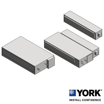 Imagem para YORK® VRF Ducted Medium Static Indoor Unit Variable Refrigerant Flow}