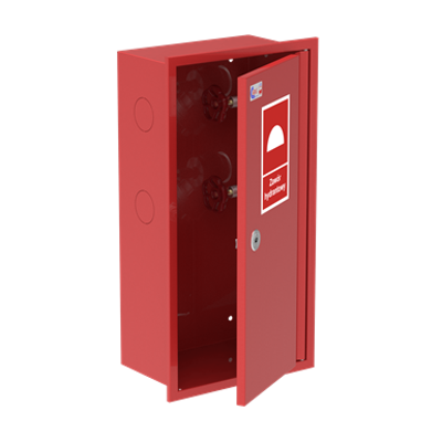 Image for Indoor Dry Riser Cabinet: SWSP-W2/S